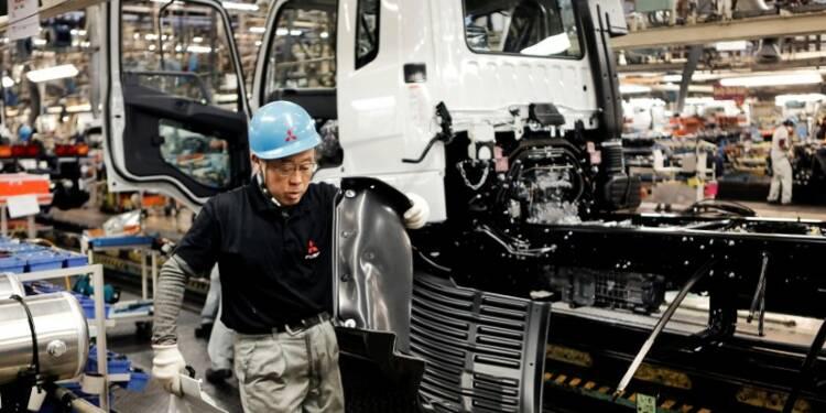 Le secteur manufacturier japonais progresse en septembre