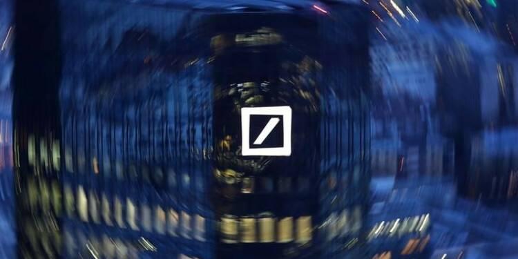 Changement en vue à la banque d'investissement de Deutsche Bank