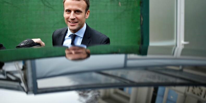 Macron va quitter la haute fonction publique