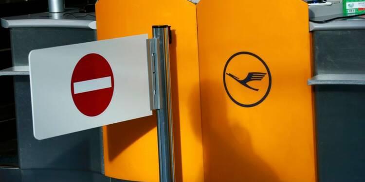La grève des pilotes de Lufthansa prolongée à samedi