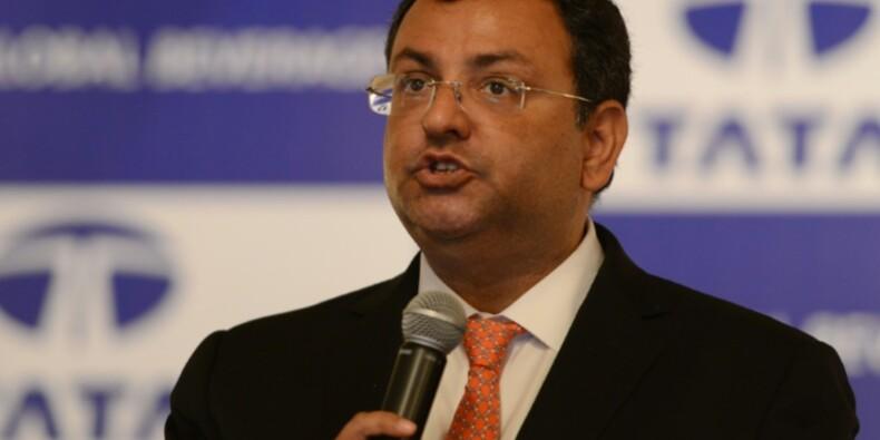 Inde: le groupe Tata annonce le départ de son PDG Cyrus Mistry