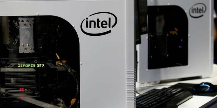 Le chiffre d'affaires d'Intel au 3e trimestre bat le consensus
