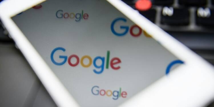 """""""Droit à l'oubli"""": 100.000 euros d'amende pour Google"""