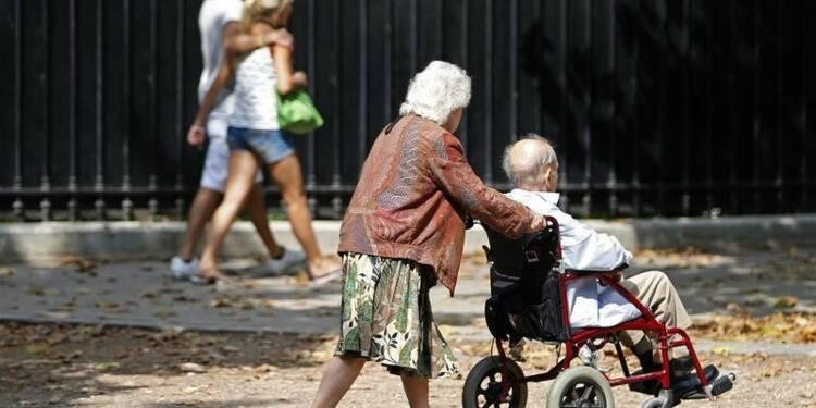 La France a consacré 2,2% du PIB au handicap en 2014