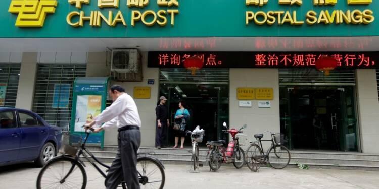 La banque chinoise PSBC lance une IPO à 8,1 milliards de dollars