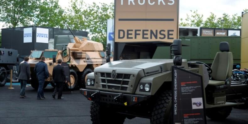 France: l'armée commande 3.700 véhicules à Renault Trucks Defense