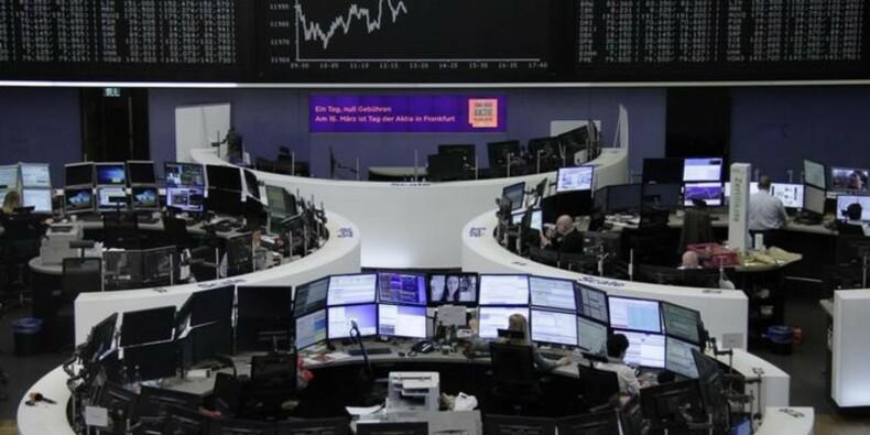 L'Europe boursière attend la Fed et le verdict des urnes aux Pays-Bas