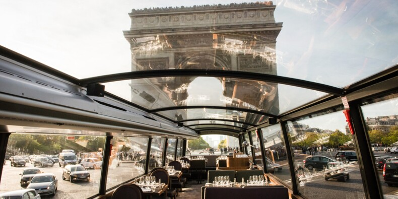 Soutenu par Bpifrance, Bustronome va déployer ses bus-restaurant à l'international