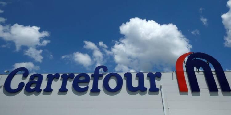 FO veut parler avec Bernard Arnault du futur PDG de Carrefour