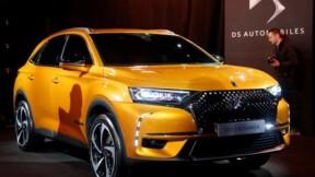 PSA dévoile la DS7 Crossback, 2e génération de sa marque iconique