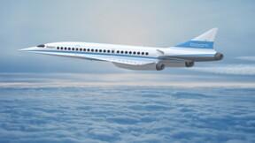 Le supersonique Boom pourrait voler d'ici un an