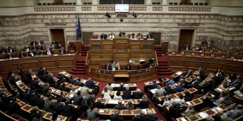 Le Parlement grec vote les réformes voulues par les créanciers