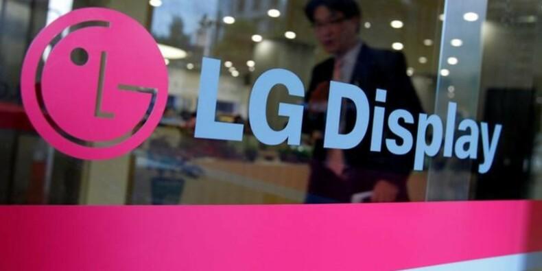 LG Display annonce un bénéfice record au quatrième trimestre