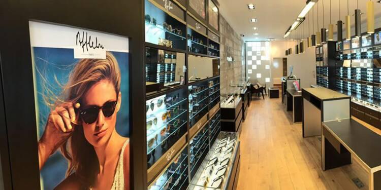 4778e1270087c Cartel des lunettes   Afflelou et Luxottica pourraient bientôt passer à la  caisse