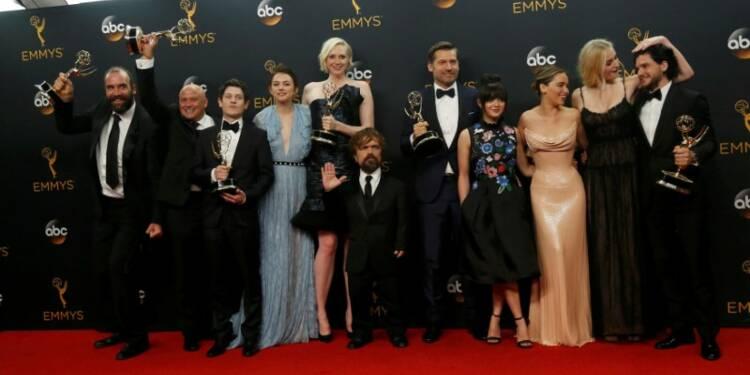 Les chaînes HBO et FX triomphent aux Emmy Awards