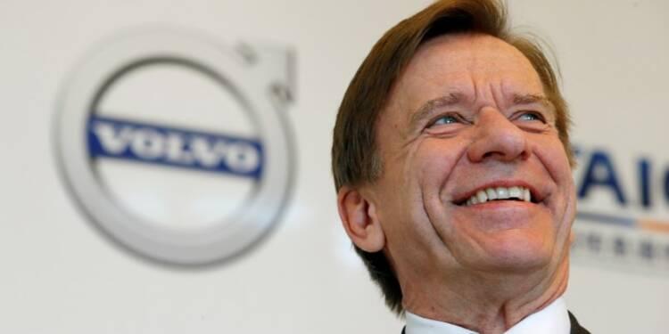 Le DG de Volvo Cars juge possible une entrée en Bourse