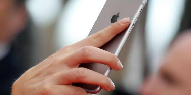 L'App Store d'Apple visé par une plainte aux Etats-Unis