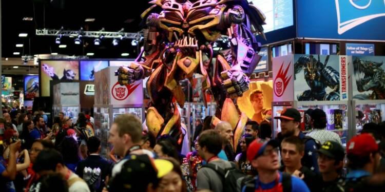 Hasbro bat le consensus au 4e trimestre, l'action bondit