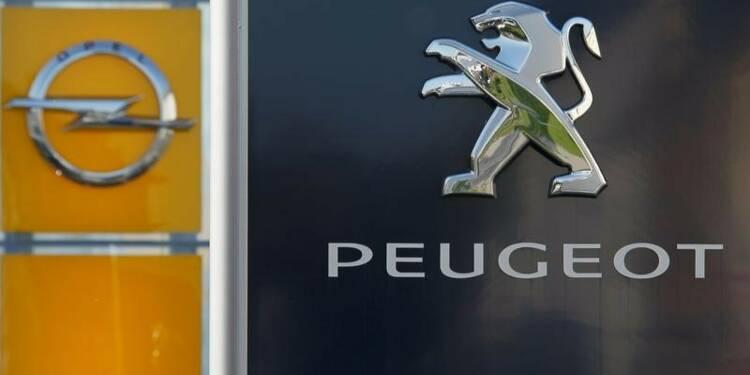 GM confirme explorer un éventuel rachat d'Opel par PSA