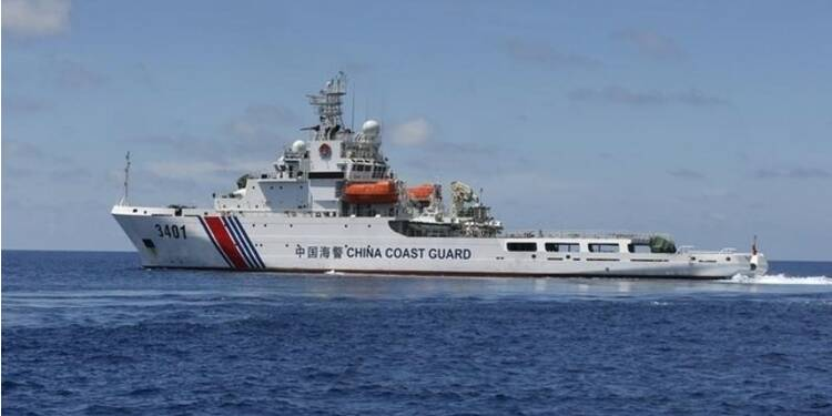 Manoeuvres sino-russes en mer de Chine méridionale dès lundi