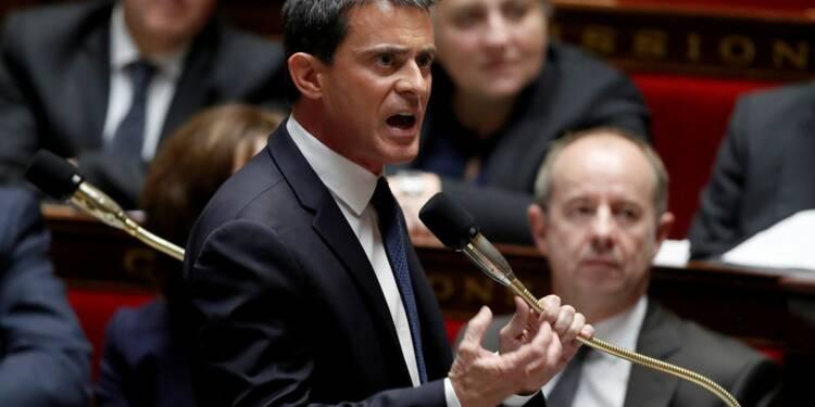 L'Allemagne et les Européens doivent investir davantage, selon Valls