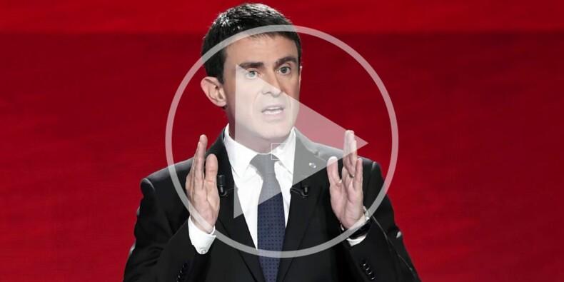 Manuel Valls donné perdant au second tour de la primaire