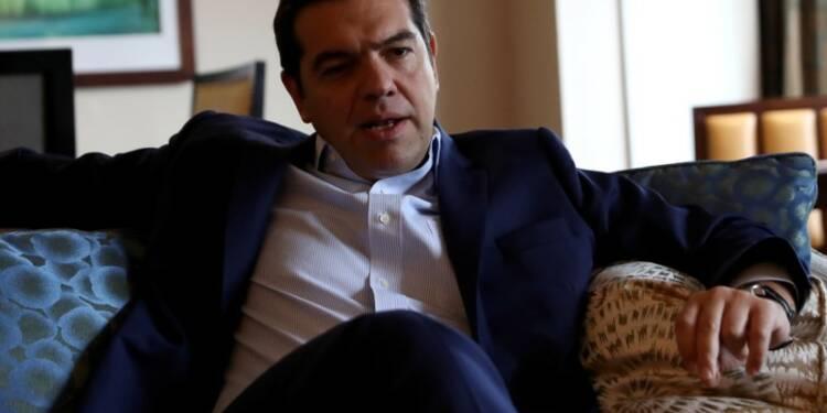 Le Premier ministre grec parle d'une croissance de 0,2%-0,4%