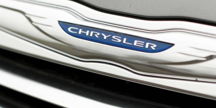 Fiat Chrysler rappelle 1,9 million de voitures