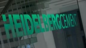 Les résultats de HeidelbergCement au 4e trimestre inférieurs aux attentes