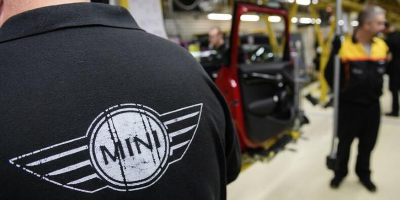 La production automobile britannique à un pic de neuf ans en janvier