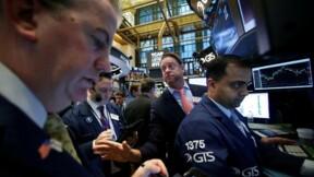 Wall Street marque une pause, PIB et résultats déçoivent