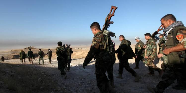 Une vingtaine de villages repris à l'EI autour de Mossoul