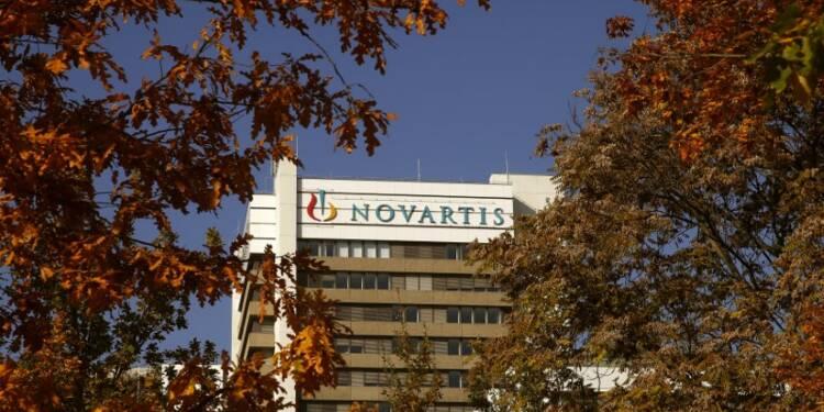 Perquisitions chez Novartis en Grèce pour corruption présumée