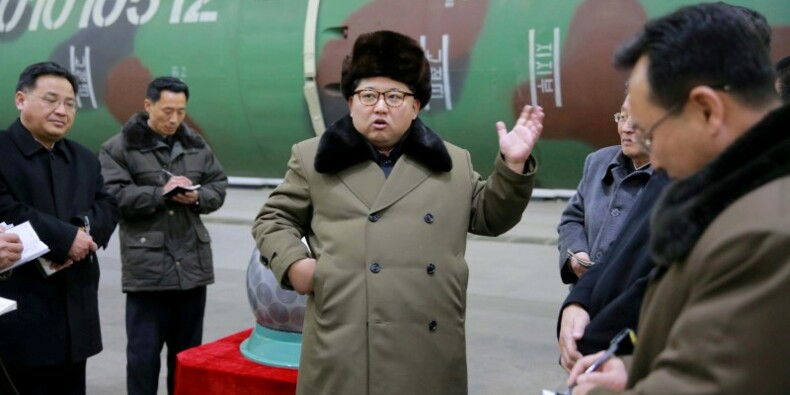 Séoul sonne l'alarme après l'essai nucléaire nord-coréen