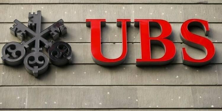 UBS s'attend à voir persister un contexte difficile