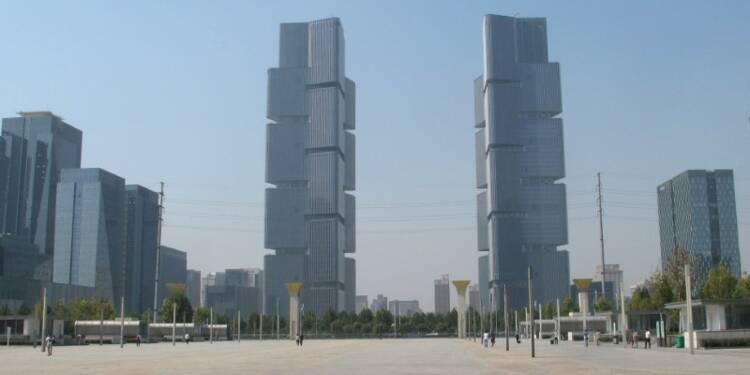 En Chine, l'investissement monte plus que prévu