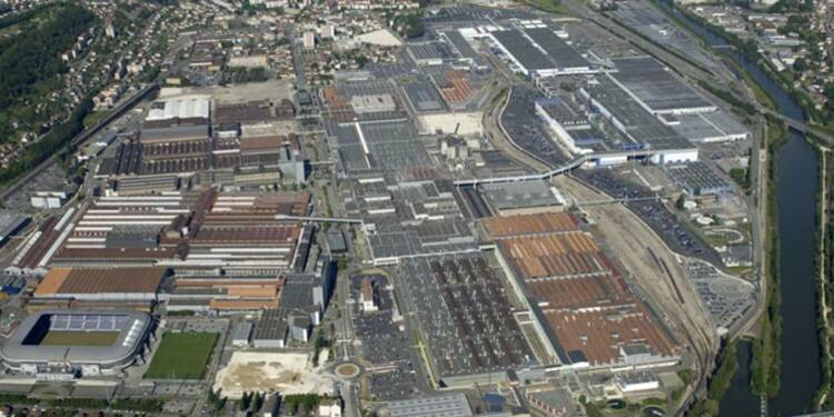 PSA veut transformer Sochaux en usine du futur