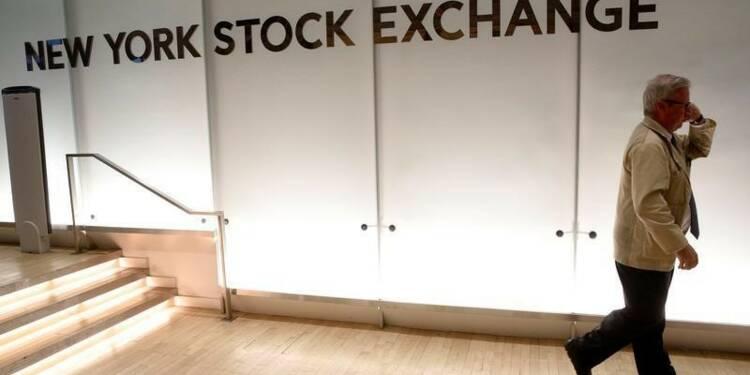 Wall Street ouvre en baisse avec GE mais Microsoft monte