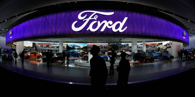 Le bénéfice courant de Ford conforme aux attentes au 4e trimestre