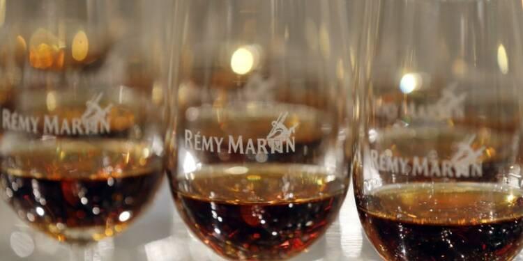 Rémy Cointreau: Le cognac dépasse toutes les attentes en Chine