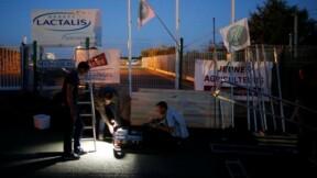 Pendant les négociations avec Lactalis la mobilisation continue