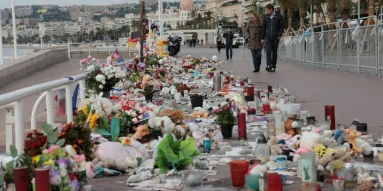 L'hommage national à Nice reporté à samedi