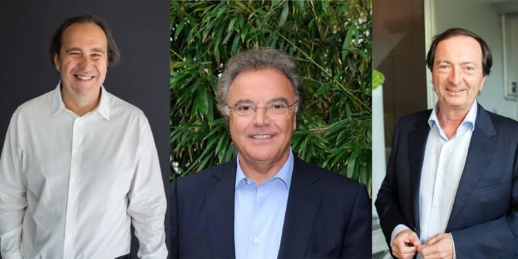 Alain Afflelou, Xavier Niel et M.-E. Leclerc sont les patrons préférés des Français