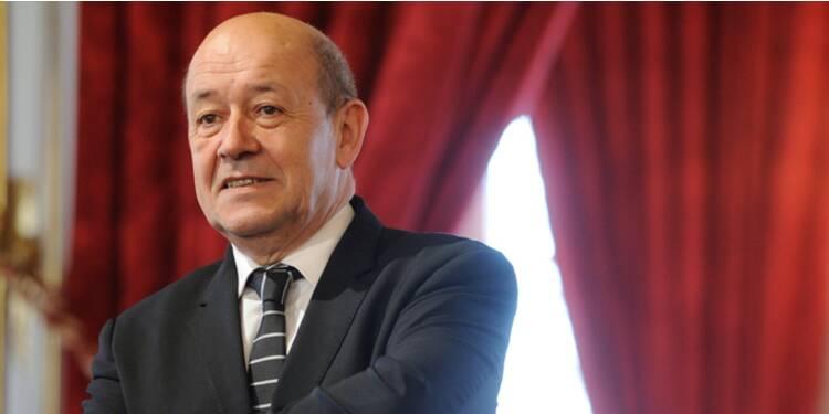 Jean-Yves Le Drian annoncerait son soutien à Macron aujourd'hui