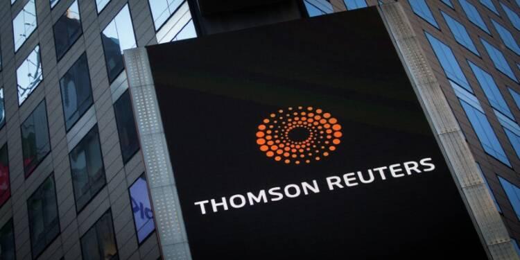 Thomson Reuters publie un bénéfice net supérieur au consensus au 4e trimestre