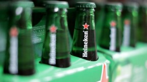 Heineken maintient son objectif de marge, le titre monte