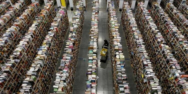 Amazon étend l'offre de sa livraison express à Paris