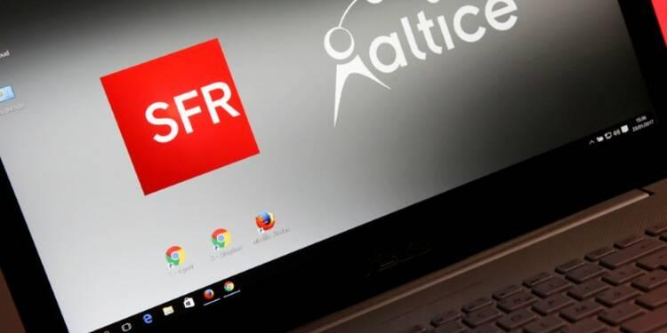 Le rejet de l'OPE d'Altice sur SFR confirmé en appel