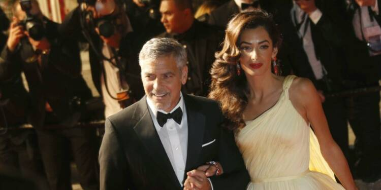 Le couple Clooney attend des jumeaux