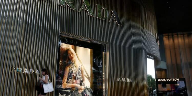 La Chine a pesé sur le bénéfice net de Prada